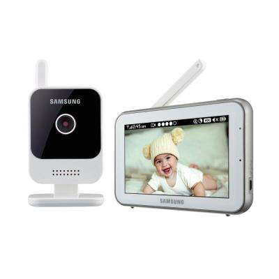 RealVIEW Baby Video Monitoring System IR Night Vision