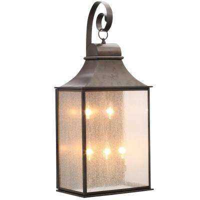 Revere Collection 5-Light Flemish Outdoor Wall Lantern