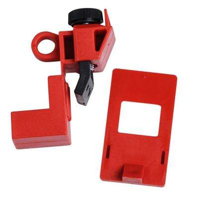 120/277 Volt Clamp-On Breaker Lockouts