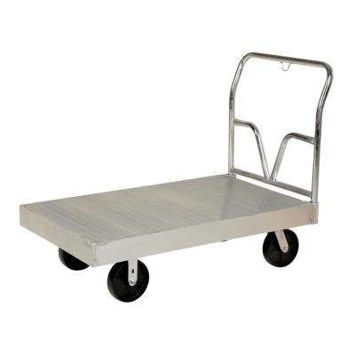 24 in. x 48 in. Extruded Aluminum Platform Truck