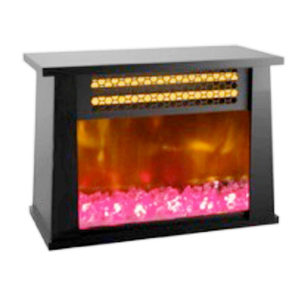 This Lifesmart Table Top Heater provides small areas with great