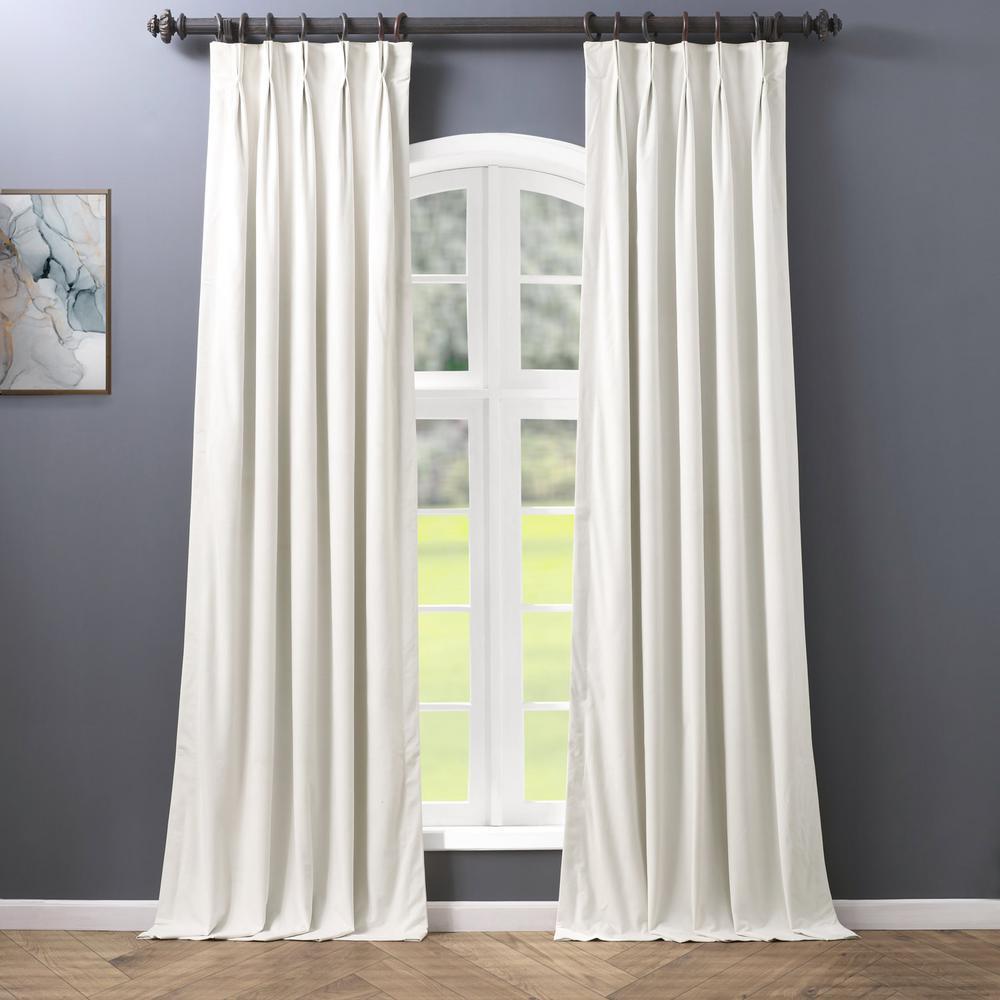 Pinch Pleats Curtains D
