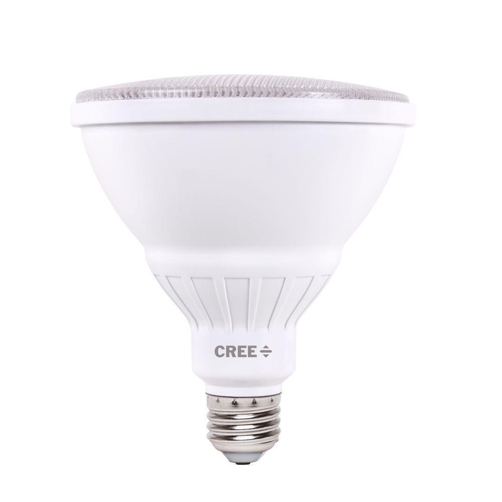 90W Equivalent Bright White PAR38 Dimmable LED 47 Degree Flood Light Bulb