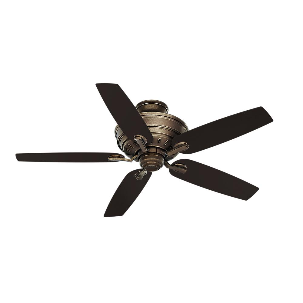 Adelaide 55 in. Indoor Aged Bronze Ceiling Fan