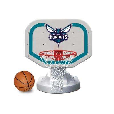 Charlotte Hornets NBA Competition Swimming Pool Basketball Game