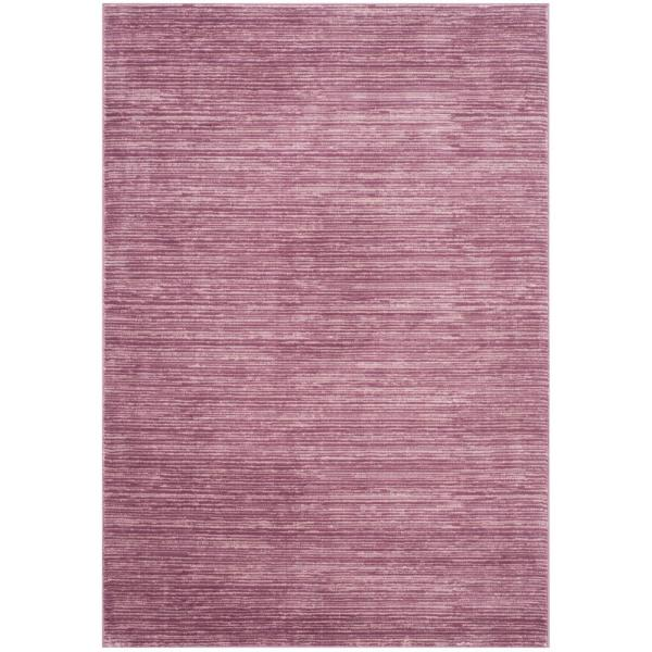 Vision Grape 3 ft. x 5 ft. Area Rug