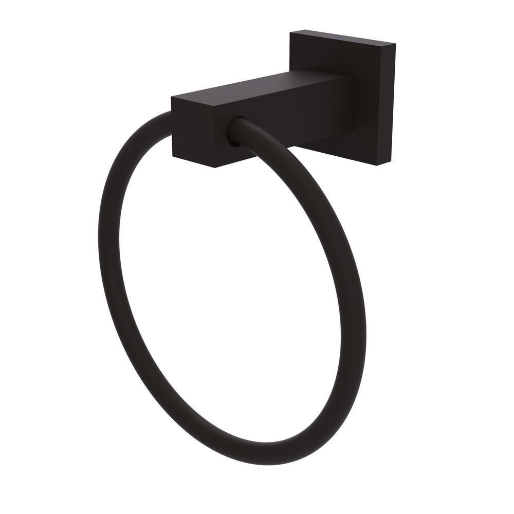 Montero Collection Towel Ring in Oil Rubbed Bronze