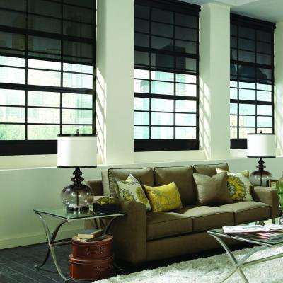 Motorized Solar Roller Shades