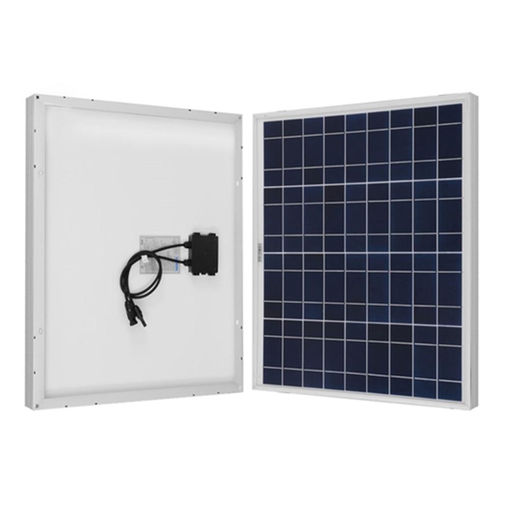 Renogy 50 Watt Polycrystalline Solar Panel For Rv S Boats