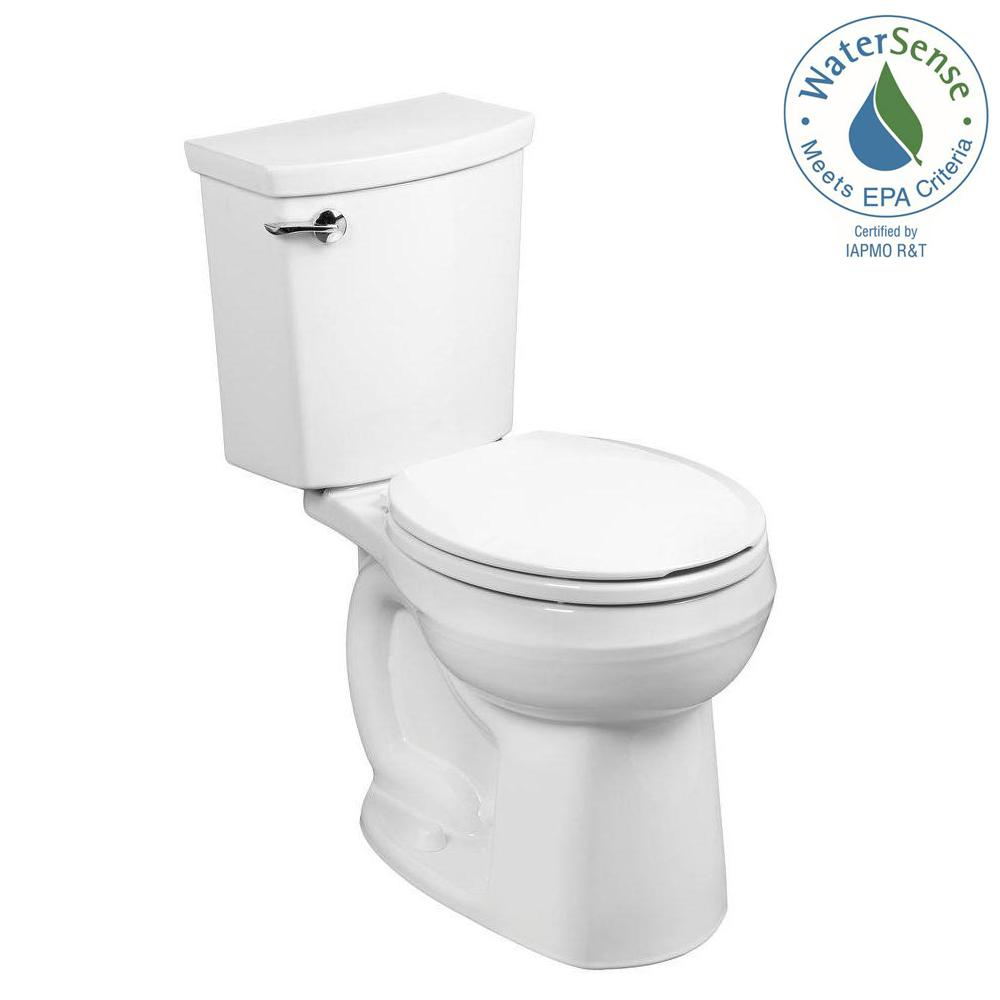 American Standard H2optimum 2 Piece 1 1 Gpf Single Flush
