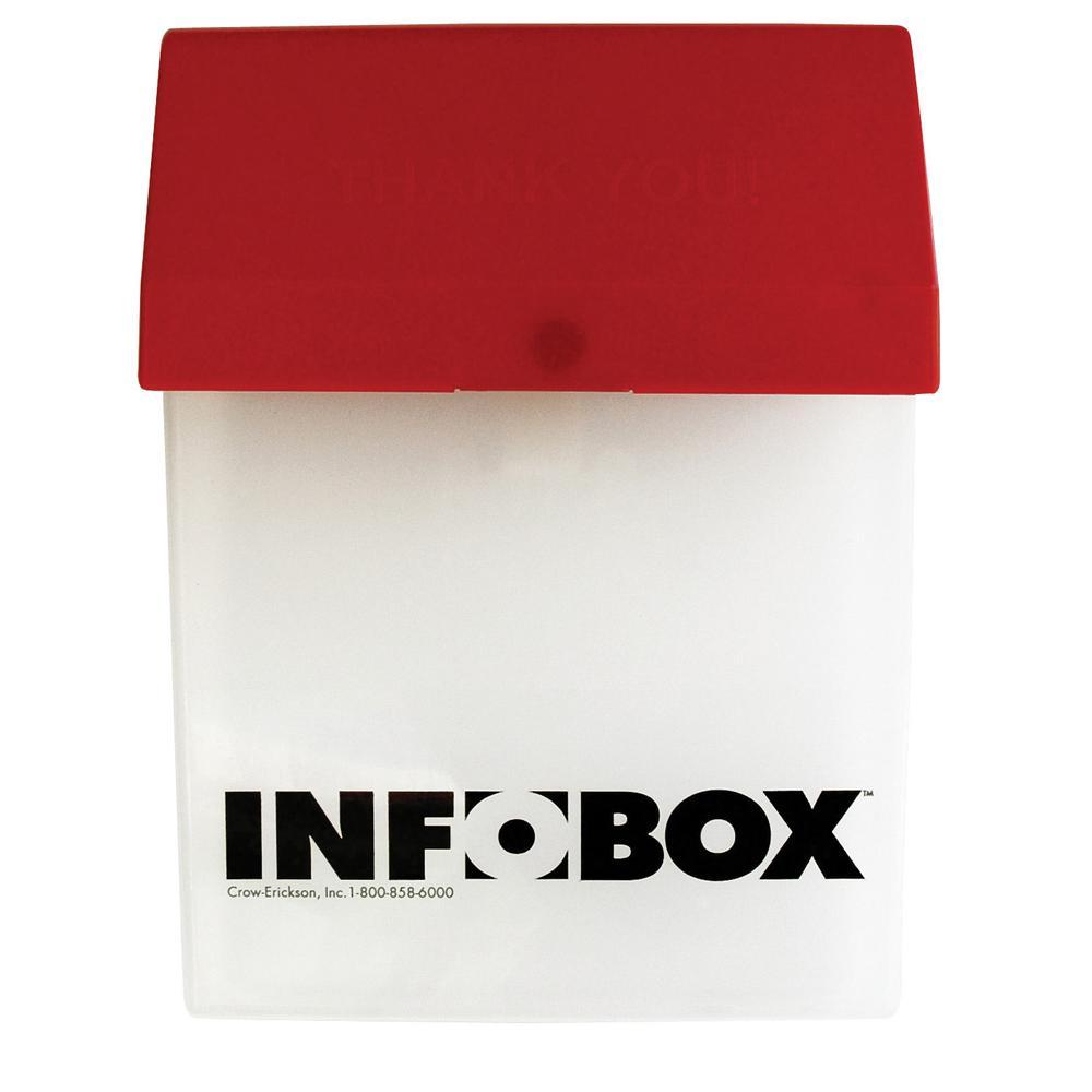 Wall-Mount Info Box