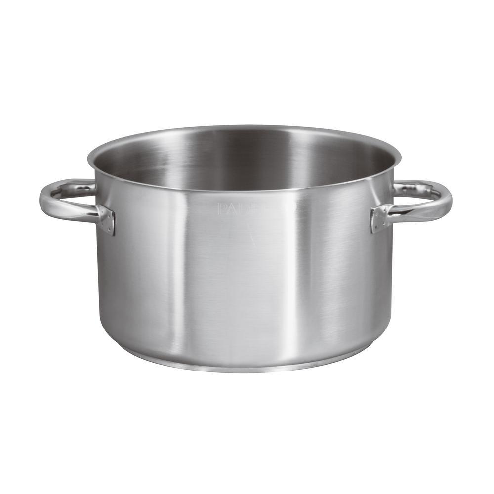 16-1/4 Qt. Induction Stainless Steel Sauce Pot, No Lid