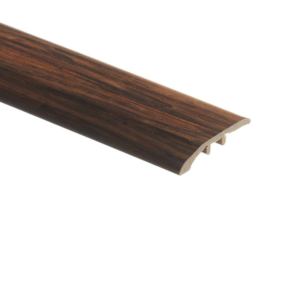 Zamma Mellow Wood 5/16 in. Thick x 1-3/4 in. Wide x 72 in. Length Vinyl Multi-Purpose Reducer Molding