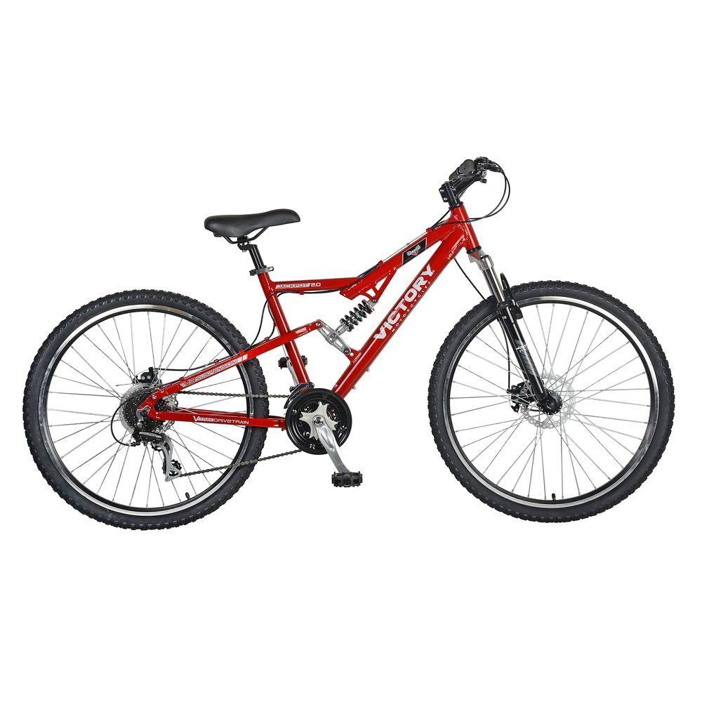 Jackpot 2.0 Full Suspension Mountain Bike, 27.5 in. Wheels, 18 in ...