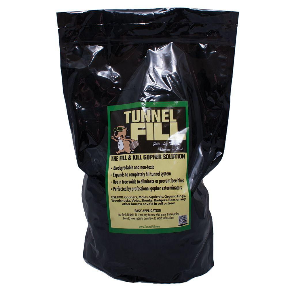 WONDER SOIL Tunnel Fill Gopher Control 6 lb. Bag - Fills 200 in. ft.