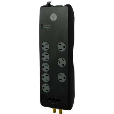 8-Outlet Pro Surge Protector