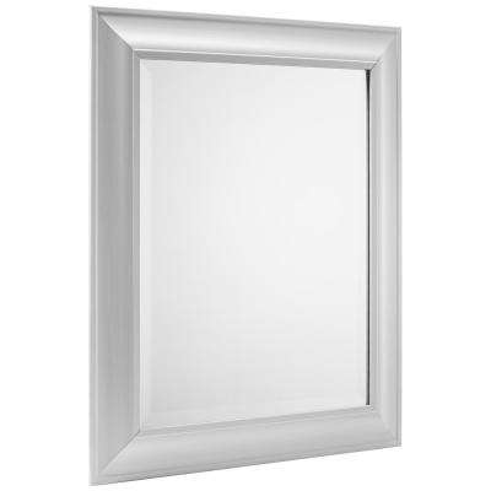 Tranquility Rectangular White Vanity Mirror