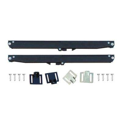 Soft Closer Kit for Bronze Sliding Barn Door Hardware