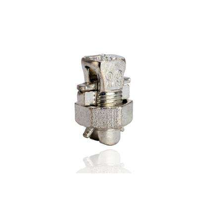 6 AWG All Purpose Split Bolt, Tin Plated Copper- 1 Count