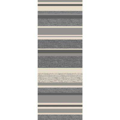 Hamam Collection Multi 2 ft. x 7 ft. Runner Rug