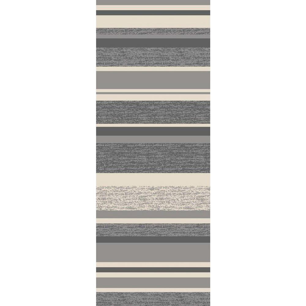 MAXY HOME Hamam Collection Multi 3 ft. x 10 ft. Runner Rug