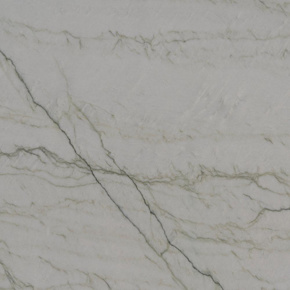 3 in. x 3 in. Quartzite Countertop Sample in Mercury Gray