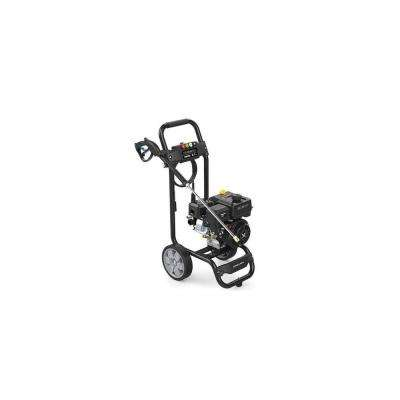 2600 psi 2.4 GPM Gas Pressure Washer