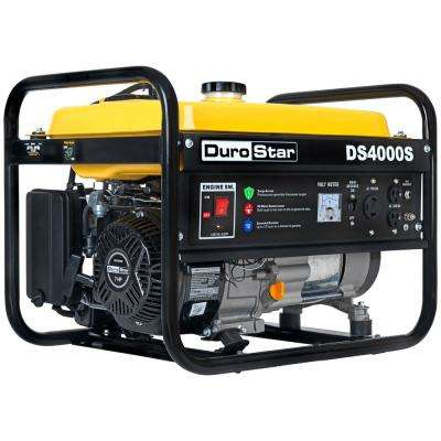3300-Watt Gasoline Powered Portable Generator with RV Grade