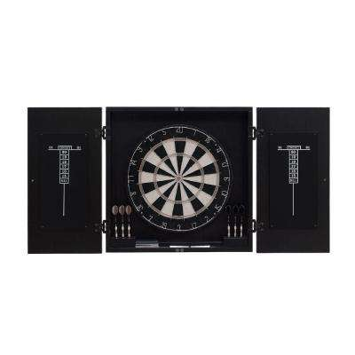 Vienna 22 in. Dart Board with Accessories
