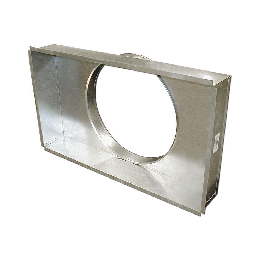 12 in. x 20 in. x 12 in. Return Air Filter Box