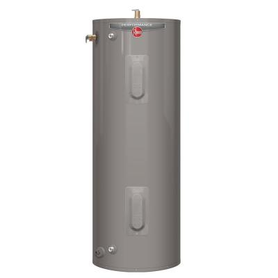 Performance 30 Gal. Tall 6 Year 4500/4500-Watt Elements Manufactured Housing Side Connect Electric Tank Water Heater