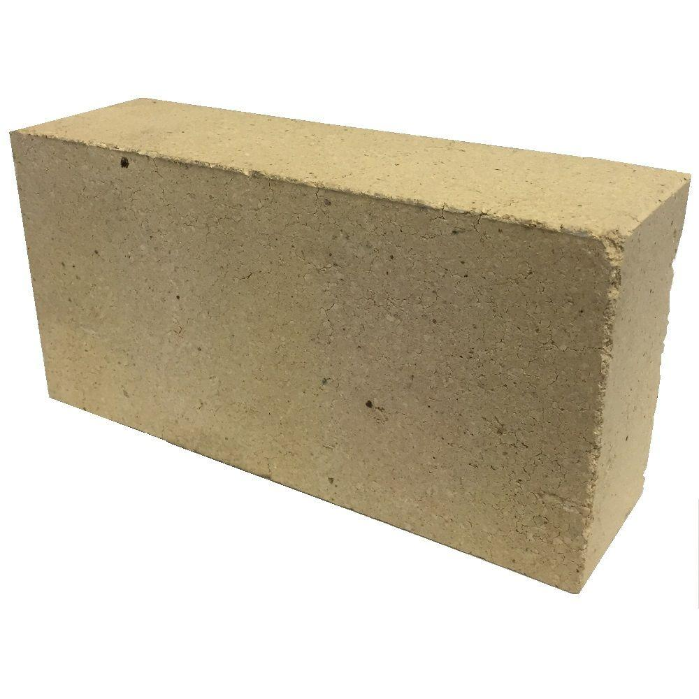 7 Lb 2 5 In X 4 5 In X 9 In Fire Clay Brick 23a The