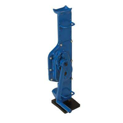 10,000 lb. Capacity Mechanical Machinery Jack