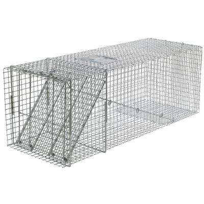 X-Large 1-Door Live Animal Cage Trap