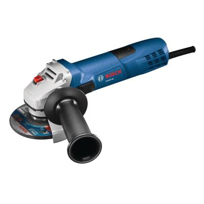 7.5 Amp Corded 4-1/2 in. Angle Grinder with Lock-on Slide Switch
