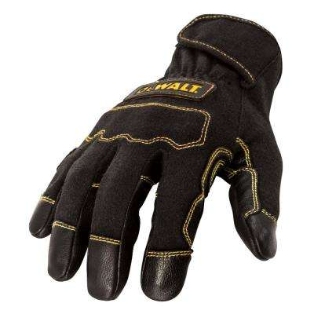 Medium Short Cuff Metal Fabricator's Gloves