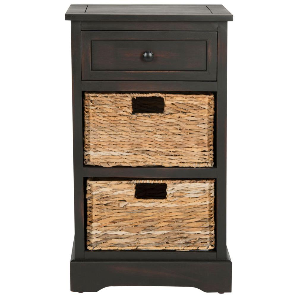 Carrie Brown Storage Side Table