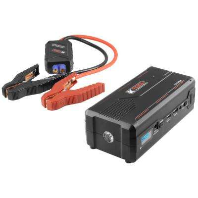 30,000 mAh Industrial Power Bank and Jump Starter Kit