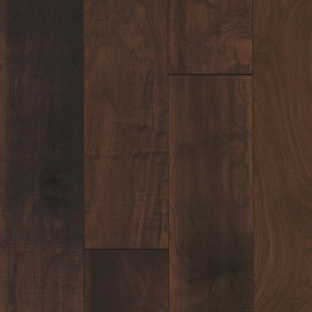 Take Home Sample - Walnut Fired Earth Engineered Hardwood Flooring - 5 in. x 7 in.