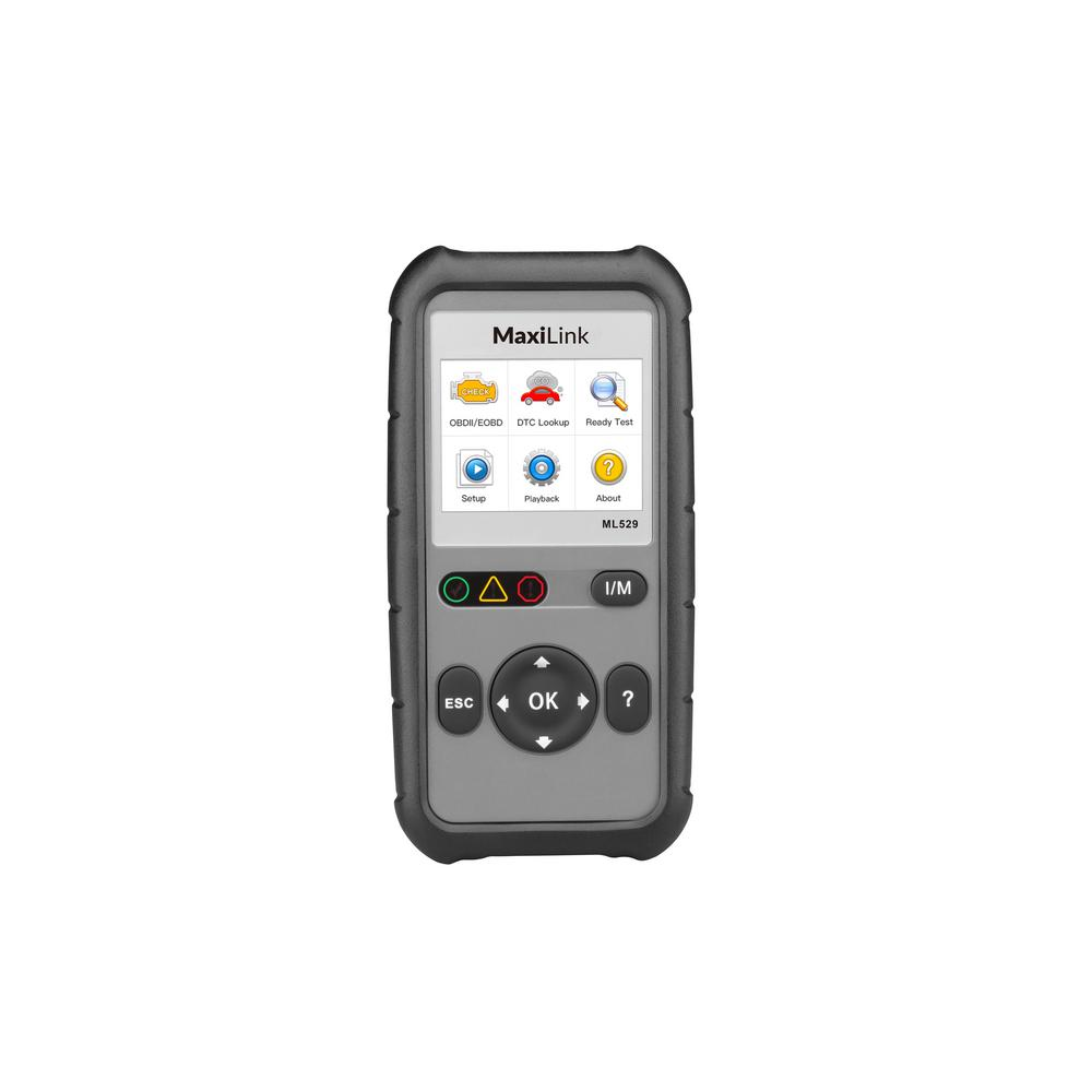 ML529 OBDII Diagnostic Tool