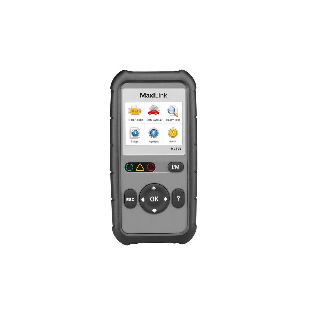 ML529 OBDII Diagnostic Tool