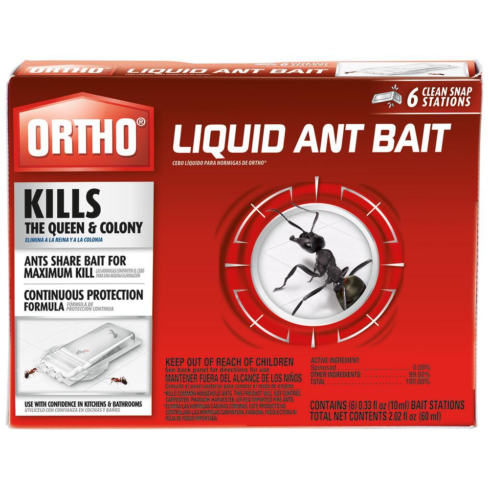 Liquid Ant Bait (6-Pack)