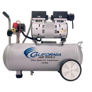 California Air Tools 5 5 Gal 1 0 Hp Ultra Quiet And Oil