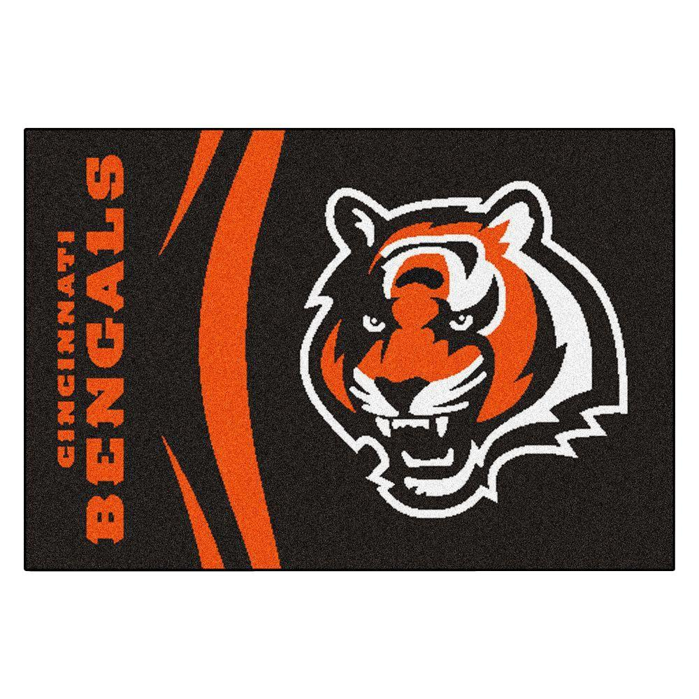 Cincinnati Bengals Black Uniform Inspired 1