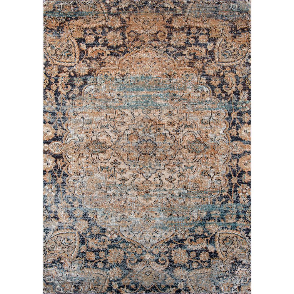 Momeni Amelia Navy Blue 9 Ft X 13 Indoor Area Rug Ameliam 01nvy93c6 The Home Depot
