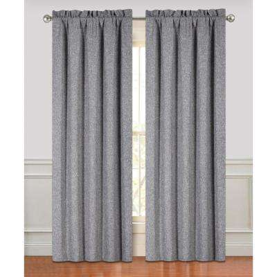 Dainty Home Modern Curtains Drapes Window Treatments The