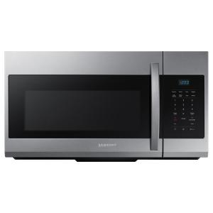 30 in. W 1.7 cu. ft. Over the Range Microwave in Fingerprint Resistant Stainless Steel