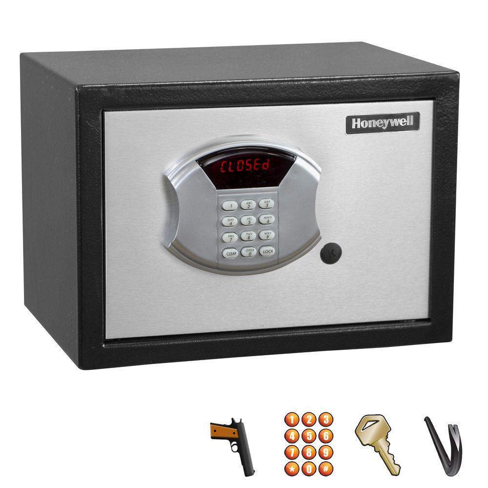 0.60 cu. ft. Mid-Size Steel Security Safe with Digital Lock