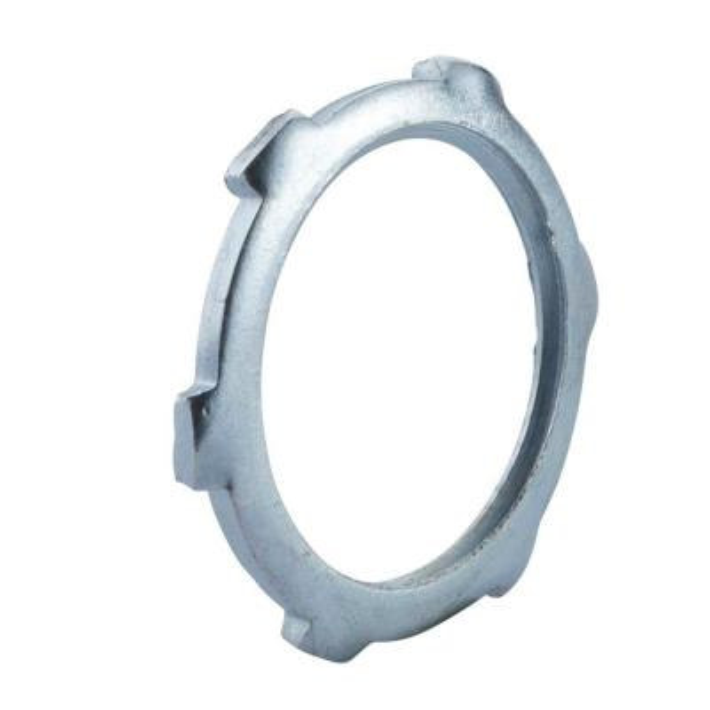 3-1/2 in. Steel Rigid Conduit Locknut (10-Pack)