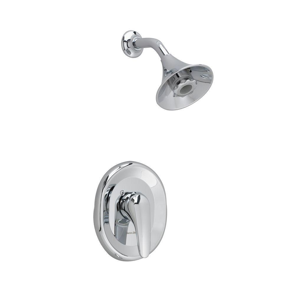 American Standard Seva 1 Handle Shower Faucet Trim Kit In